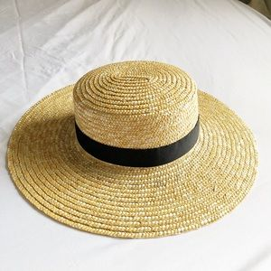 BRAND NEW Free People Straw Hat